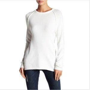 Sweet Romeo Sweater M Medium Pullover Knit